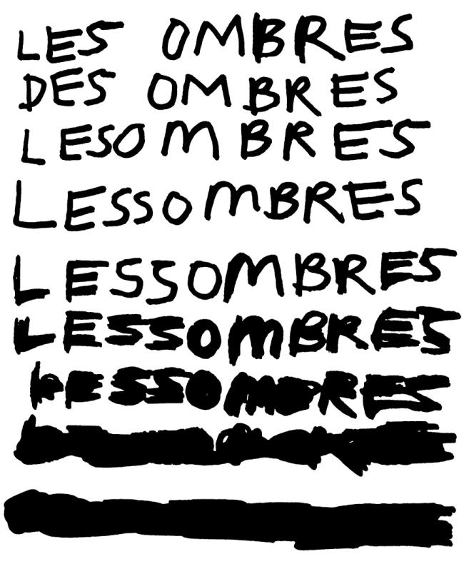 LESOMBRESSERIE Kopie