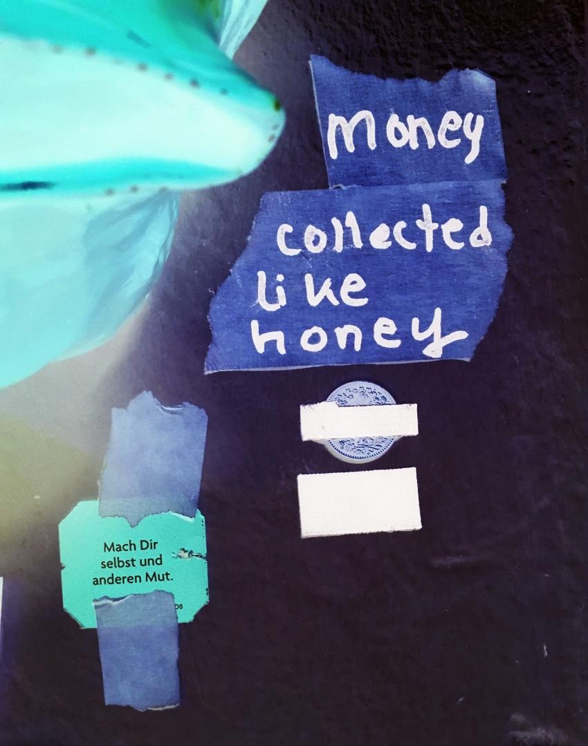 money like honey